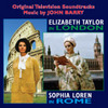 Elizabeth Taylor in London / Sophia Loren in Rome
