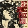 Sex&Drugs&Rock&Roll: What's My Name (Single)>