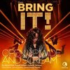 Bring It!: Open Up Wide and Scream (Single)>