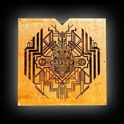 The Great Gatsby - Deluxe Gold & Platinum Limited Vinyl Edition