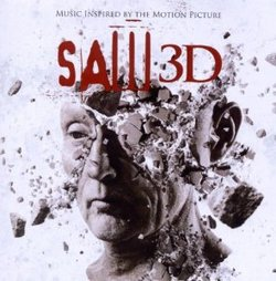 Saw 3D: Music Inspred by the Motion Picture