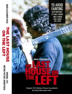 The Last House on the Left - Cassette Store Day Edition