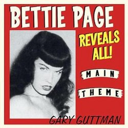 Bettie Page Reveals All: Main Theme (Single)