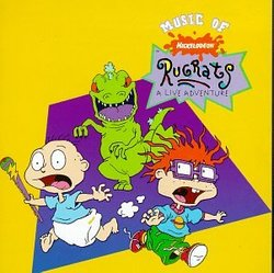 Music of Rugrats: A Live Adventure