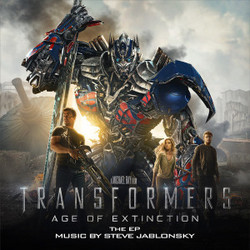 Transformers: Age of Extinction: The EP