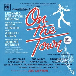 On the Town - Original London Cast