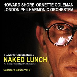 Collector's Edition Vol. 6: Naked Lunch - Expanded