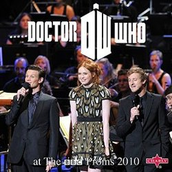 Doctor Who at the BBC Proms 2010