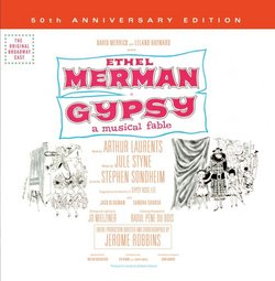 Gypsy: 50th Anniversary Edition