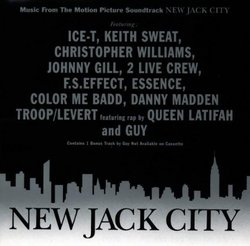 New Jack City - Clean