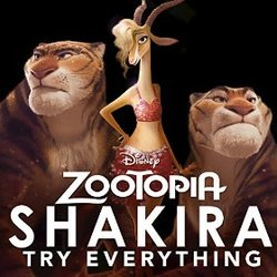 Zootopia: Try Everything (Single)