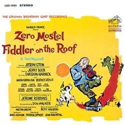 Fiddler on the Roof - Original Broadway Cast
