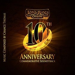 The Lord of the Rings Online - 10th Anniversary Commemorative Soundtrack