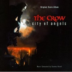 The Crow: City of Angels - Original Score