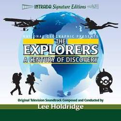 National Geographic Presents: The Explorers - A Century of Discovery