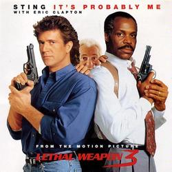 Lethal Weapon 3 - It's Probably Me (Single)