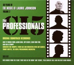 The Music of Laurie Johnson - Volume 2 : The Professionals