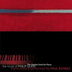 The Orphee Suite for Piano: The Music of Philip Glass