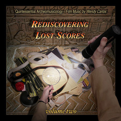 Rediscovering Lost Scores - Volume Two