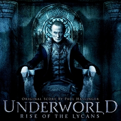 Underworld: Rise Of The Lycans - Original Score