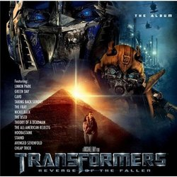 Transformers : Revenge of the Fallen - The Album