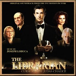 The Librarian: Curse Of The Judas Chalice