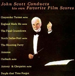 John Scott Conducts His Own Favorite Film Scores