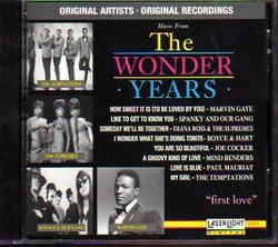 Music From The Wonder Years: 5 Disc Set