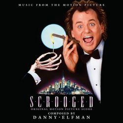 Scrooged - Original Score