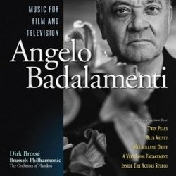 Angelo Badalmenti: Music For Film and Television