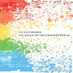 SID Chip Sounds: The Music of the Commodore 64
