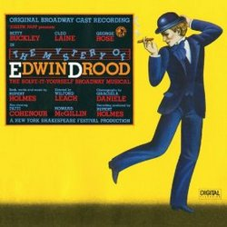 The Mystery of Edwin Drood - Broadway Cast