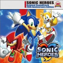 Sonic Heroes - 20th Anniversary Edition