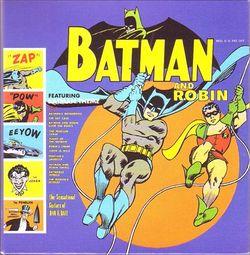 Batman And Robin Soundtrack 1966