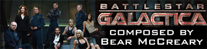 [Exclusive - Battlestar Galactica: Season Three - First Listen]
