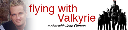 [Interview - John Ottman Flies With Valkyrie]