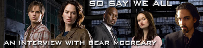 [Interview - Bear McCreary]