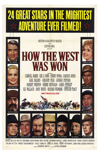 How The West Was Won (Blu-ray / Ultimate Collector's Edition DVD)