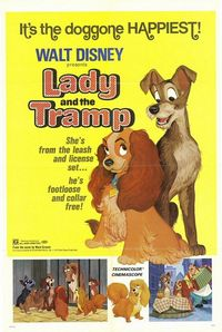 Lady and the Tramp (Blu-ray, Diamond Edition)