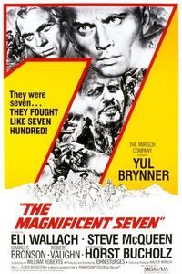 The Magnificent Seven (50th Anniversary Blu-ray)