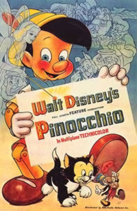 Pinocchio (70th Anniversary Blu-ray)