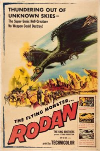 Rodan, The Flying Monster