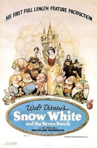 Snow White and the Seven Dwarfs (Diamond Edition Blu-ray)