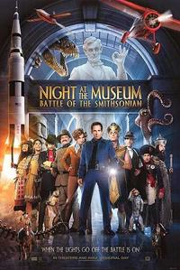 Night at the Museum: Batttle of the Smithsonian (Blu-ray)