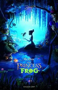The Princess and the Frog (Blu-ray)