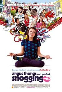 Angus, Thongs & Perfect Snogging