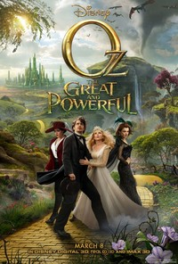 OZ: The Great and Powerful (Blu-ray)