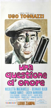 A Question of Honour (Una questione d'onore)