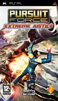 Pursuit Force: Extreme Justice