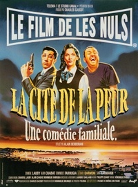 La cité de la peur (Fear City: A Family-Style Comedy)